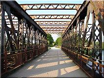 SP1853 : Stannals Bridge by Ian Paterson