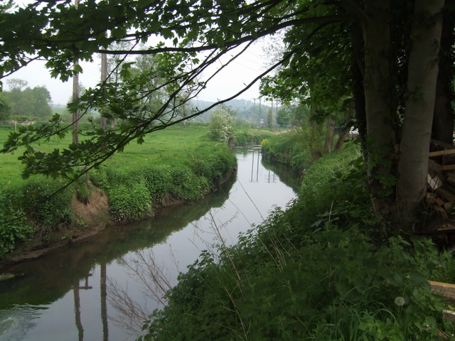 River Stour near the Staffs and Worcs Canal