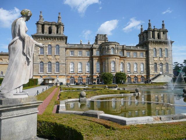 Blenheim Palace, Woodstock, Oxon.