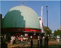 TQ2882 : The Dome at Madam Tussuad's by Steve  Fareham