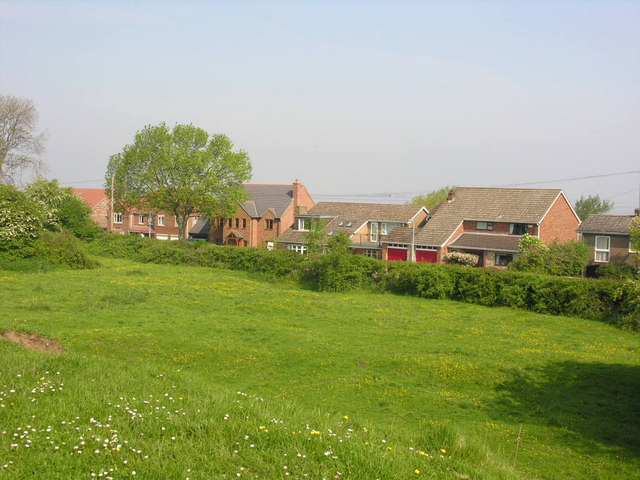Whitton, new housing