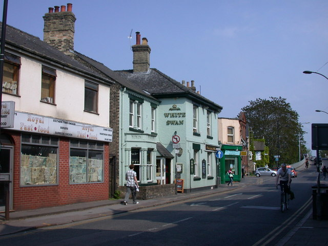 The White Swan, Mill Road