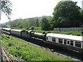 SJ2823 : Railway stock at Llynclys by John Firth