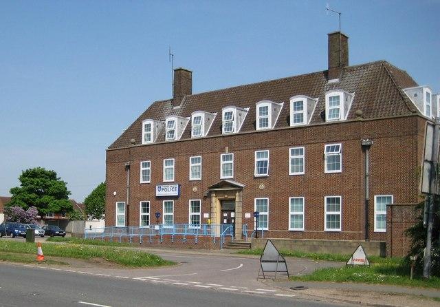 Tatling End: Gerrards Cross Police Station