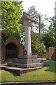 SP0238 : Sedgeberrow war memorial by Roger Davies