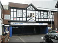 SZ6699 : Entrance to Fratton Park by Basher Eyre