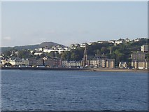 NS0964 : Waterfront at Rothesay by John Firth