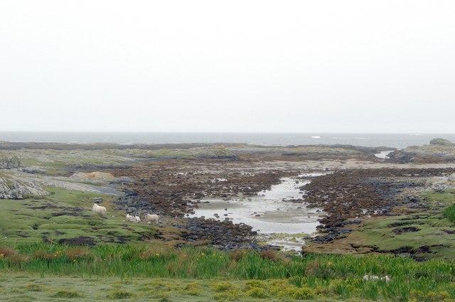 Port na Blathach, Oronsay