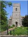 TG0602 : St Andrew & All Saints, Wicklewood, Norfolk by John Salmon