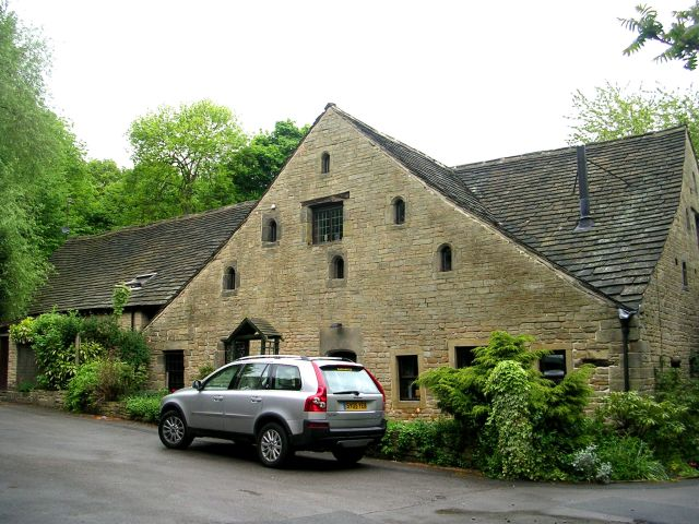 Gabled Barn - Clay House, Stainland Road, West Vale