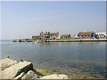 SZ1891 : Mudeford Quay by Adrian King
