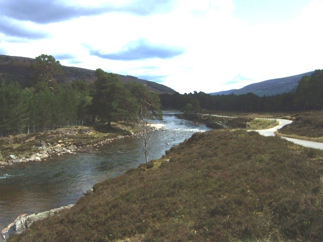 Downstream River Dee