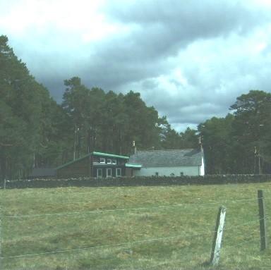 Muir Cottage, Inverey