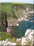 SX8848 : Shinglehill Cove by Derek Harper