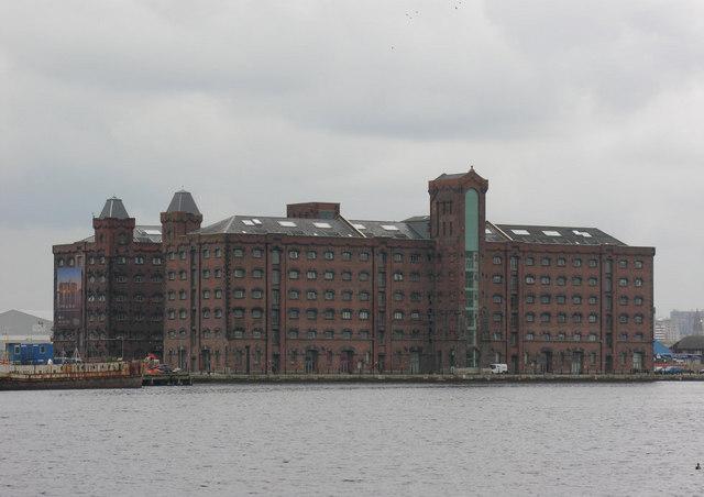 Warehouses, East Float