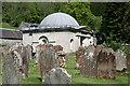 NY3190 : Westerkirk Parish Churchyard by Walter Baxter
