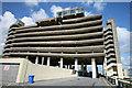 NZ2563 : Gateshead multi-storey car park by Peter McDermott