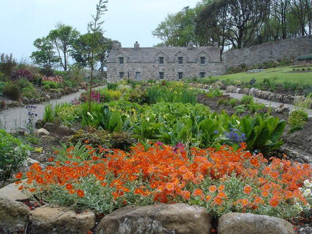 Gardens at Lissadell