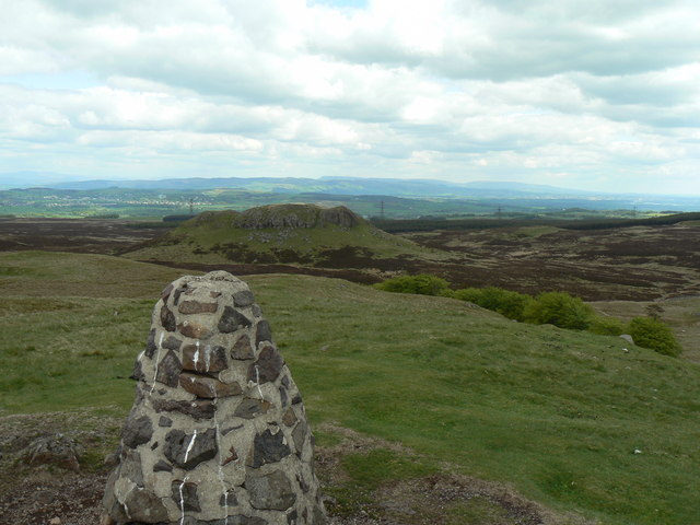 Cairn on Windy Hill