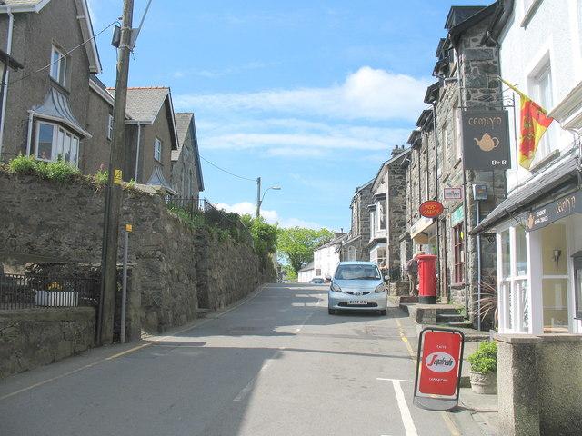 Harlech High Street