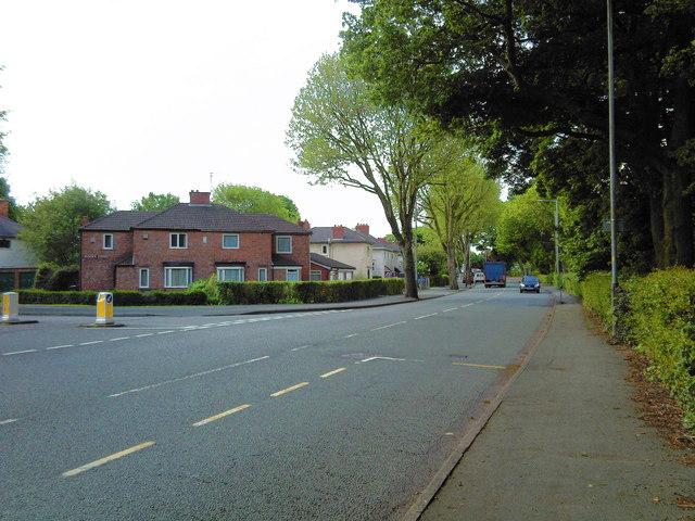 Bradmore Road.