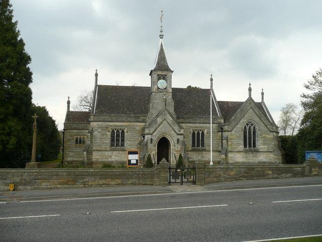 Holy Trinity church, Eridge
