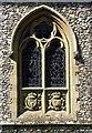 TG0610 : All Saints Church, Welborne, Norfolk - Window by John Salmon