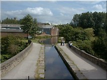 SJ9398 : Peak Forest Canal by Gerald England