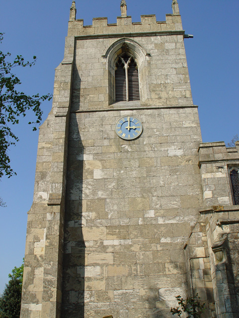 Church Tower, All Saints Bubwith