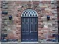 NY2548 : St Mary's Parish Church, Wigton, Doorway by Alexander P Kapp