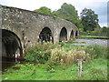 S2322 : River Suir: Sir Thomas' Bridge (2) by Nigel Cox