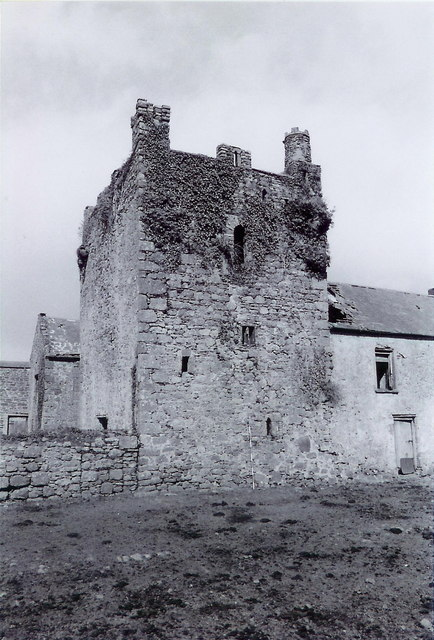 Kilmurry Castle, Co. Kilkenny