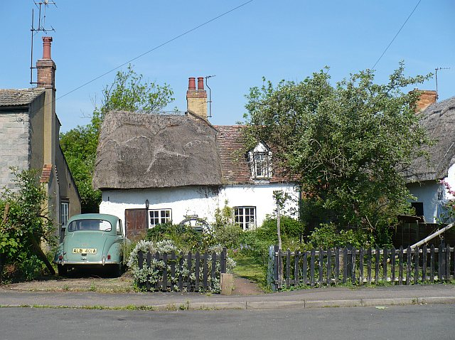 Old Cottages, Wilstead