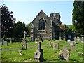 TL0643 : All Saints Church, Wilstead by Robin Drayton