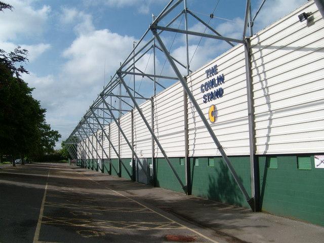 Yeovil Town Football Ground