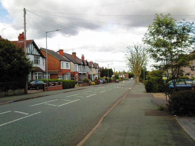 Birches Barn Road.