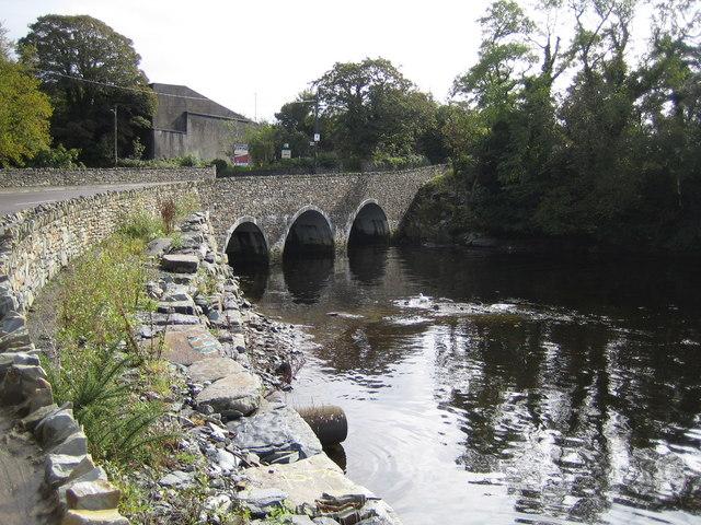 Baile Chaisleáin Bhéarra (Castletownbere): Brandyhall Bridge