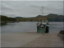 NM4962 : Ferry for Tobermory by Gerald England