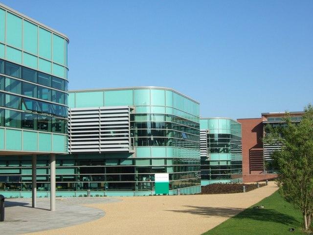 Edge Hill University -- Health faculty