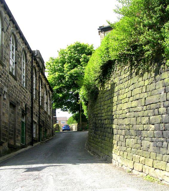 Hall Bank Lane - Mytholmroyd