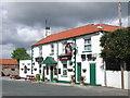 TA1655 : The Board Inn, Skipsea by Paul Glazzard