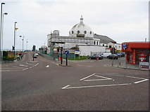 NZ3572 : Whitley Bay - Spanish City View by Alan Heardman