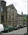 SE0426 : Luddenden & District Industrial Co-operative Society Ltd - New Road by Betty Longbottom