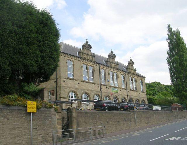 Luddenden Foot Junior & Infants School - Burnley Road