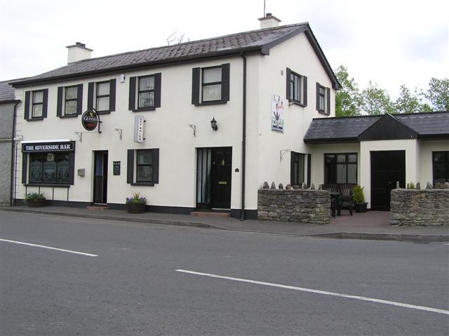 The Riverside Bar, Garrison