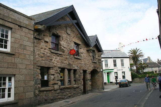 Hugh Town Post Office