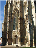 TA0339 : Beverley Minster by David Wright