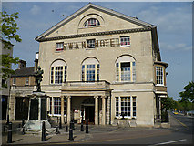 TL0549 : Swan Hotel by Robin Drayton