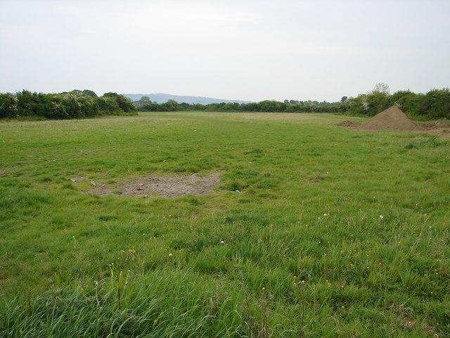 Open Grassed Area
