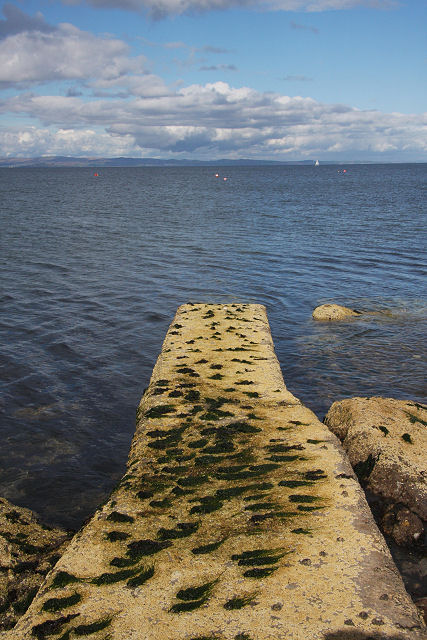 Old jetty at Brodick